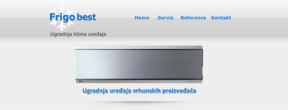 frigo best web sajt