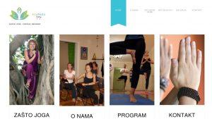 Ana rado joga slika