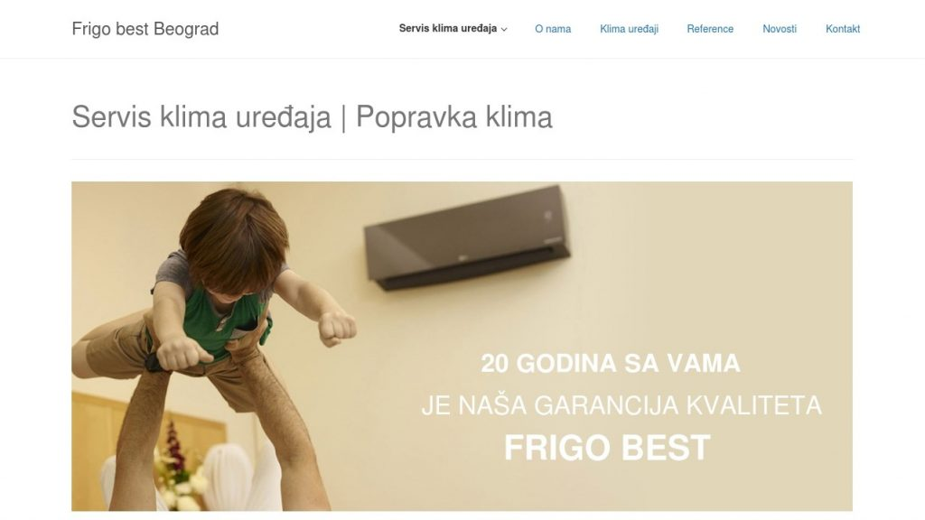 Frigo best